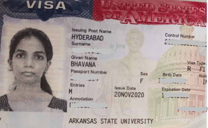 Bhavana student visa Novus Education