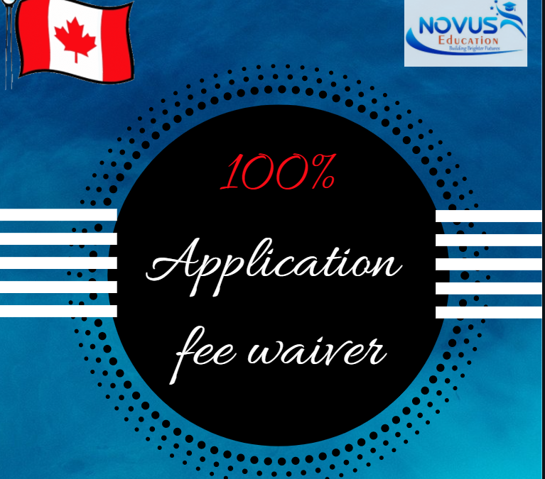 Apply to Canadian Institutions for May 2021 & September 2021 intakes