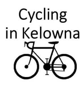 Cyclingin Kelowna