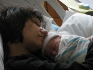 MaxLynnpostbirth2
