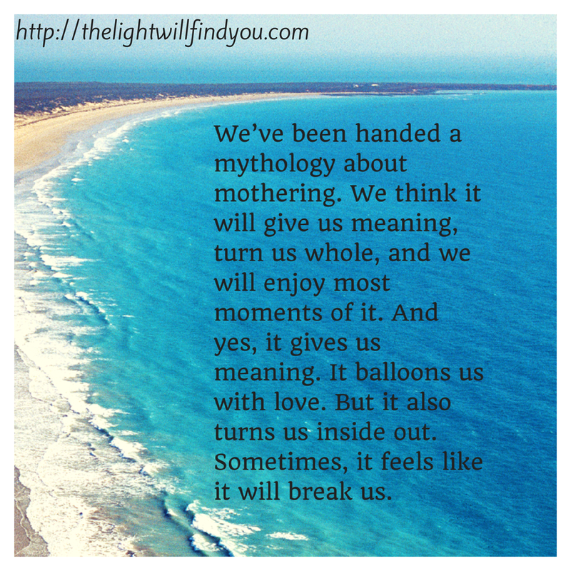 On a Bad Day: The Secret Thoughts of a Mom.