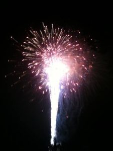4th of July Fireworks in Gainesville, GA Hall County
