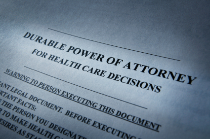 Health Care Power of Attorney Directive in Georgia