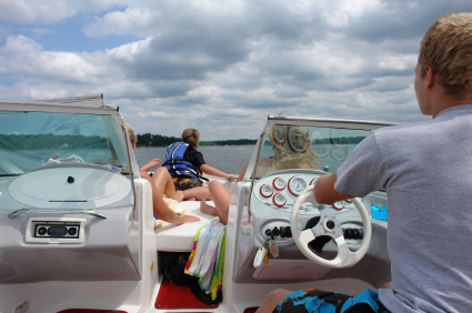Georgia Boating Under the Influence Now .08 (New for 2013)