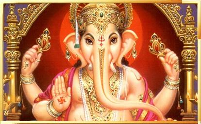 Ganesh illustration
