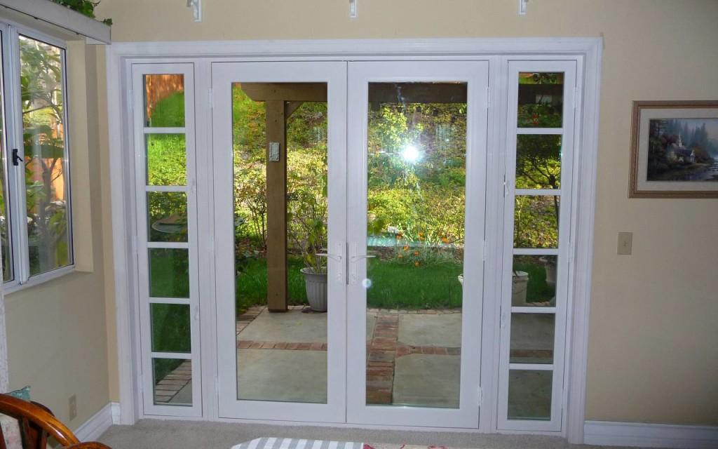 French doors double swing door patio doors abc windows toledo ohio