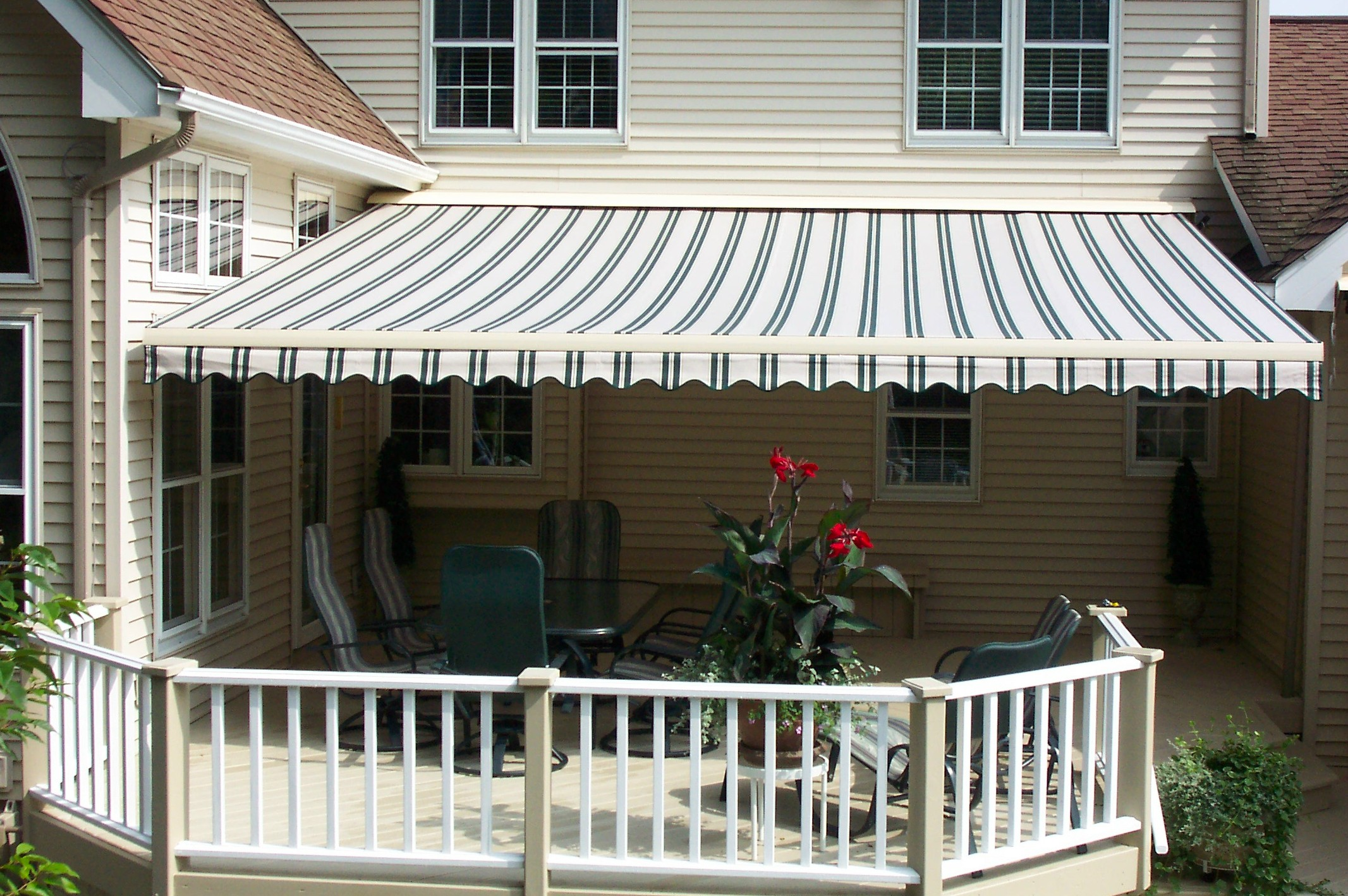 ABC Windows And More with Sunsetter Retractable Awnings and shades Toledo Ohio