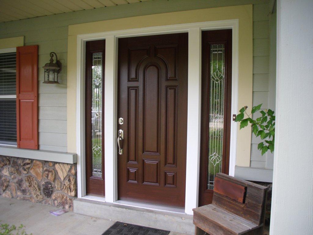 Entry doors ABC Windows and More Toledo Ohio