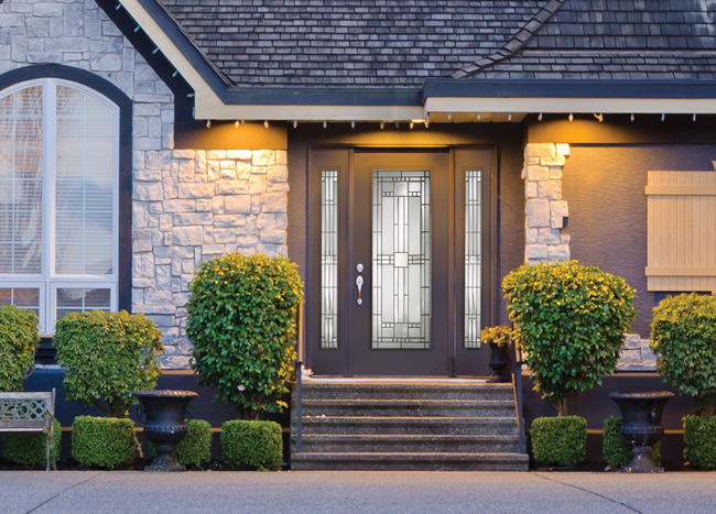 Quality Entry Doors by ABC Windows And More Toledo Ohio Fiberglass and steel