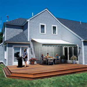 Vista Awning by Sunsetter Awning