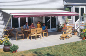 Retractable Awning by Sunsetter