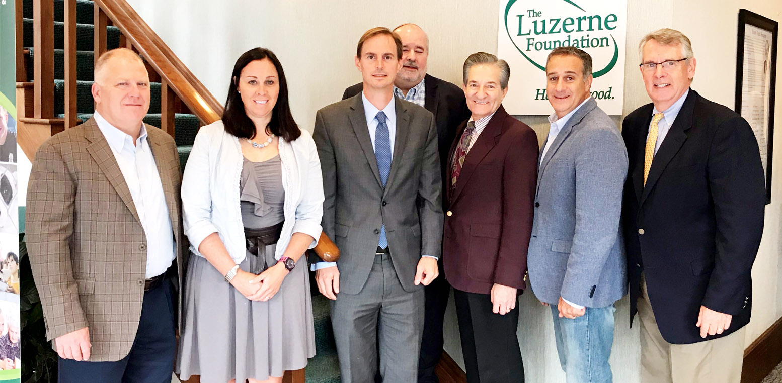 The Luzerne Foundation Welcomes New Board Members