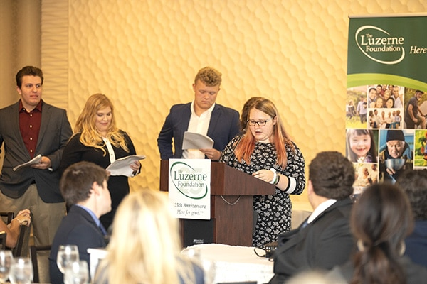 Youth Advisory Committee (YAC) - Hannah Wolfe