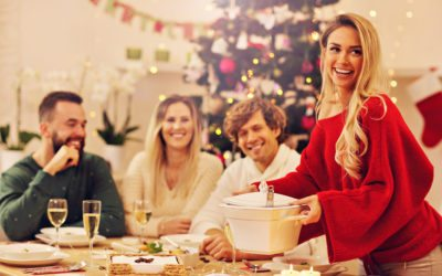 Mistakes people make when organizing Christmas.