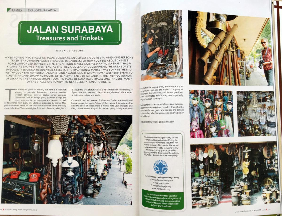 Jalan Surabaya—Treasures and Trinkets