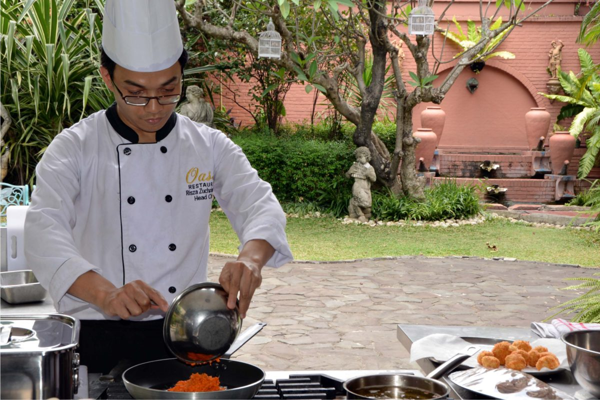 Exploring Cooking and Culture through Cooking Class at Oasis