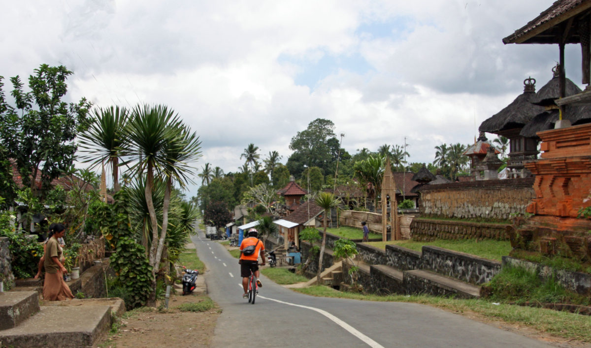 It's All Downhill on a Cycling Tour of Ubud