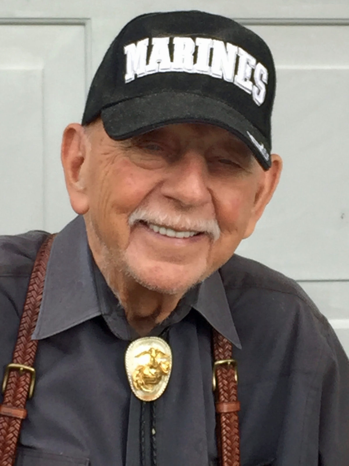 U.S. Marine Veteran Jerry Waxman and Inveterate Designer