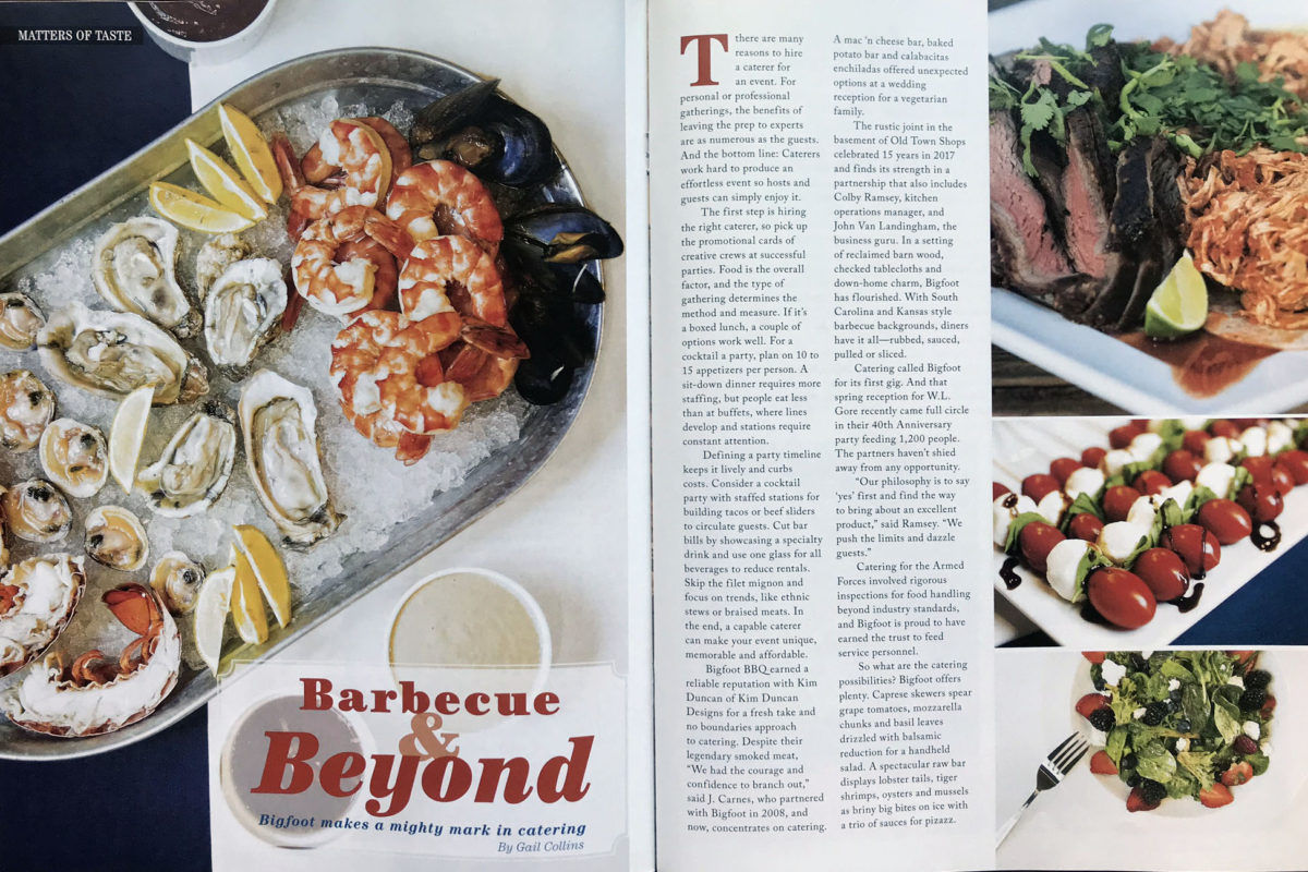 Barbecue & Beyond