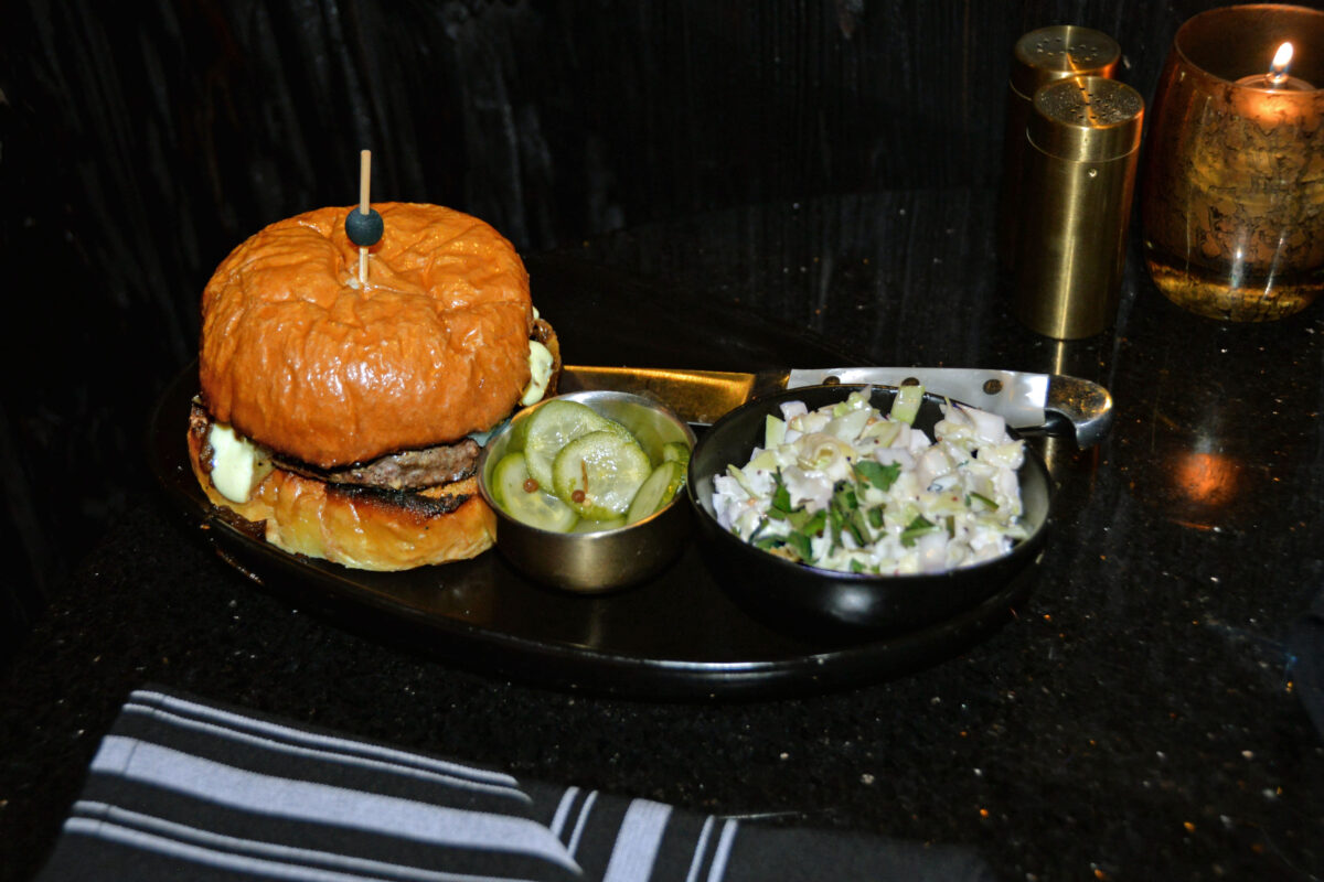 Butterfly Burger:  An elevated experience from Chef Lisa Dahl