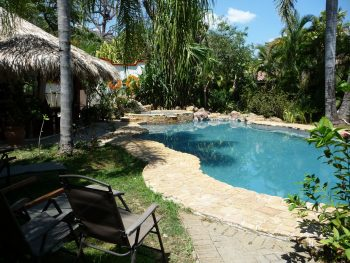 Nicoya beach lodge upgrade