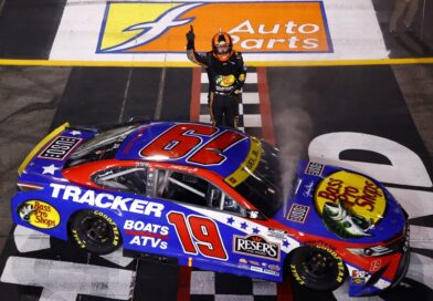 Martin Truex Jr. continues his dominance at Richmond, wins the Federated Auto Parts 400 (9-11-21)