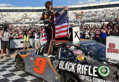 Noah Gragson Wins Xfinity race in Richmond (9-11-21
