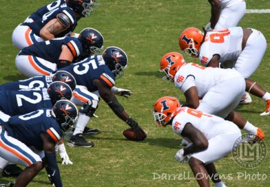 Virginia defeats Illinois 42-14, UVA players show flashes of NFL Potential (9-11-21)