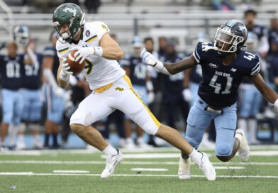 William andMary4-game winning streak comes to an end, loses to Maine 27-16 (10-16-21)