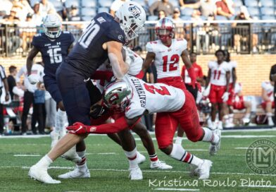 ODU Falls To 1-6 after 43-20 lost to Western Kentucky (10-16-21)