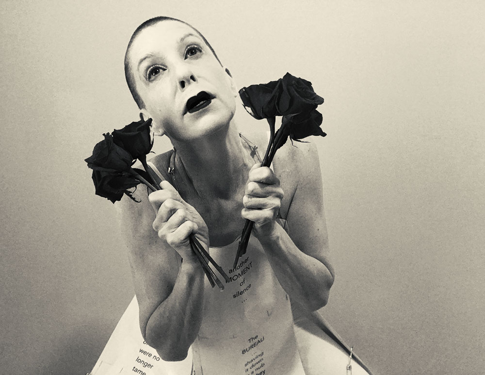 Another Moment Of Silence Constance Humphries Butoh Dance