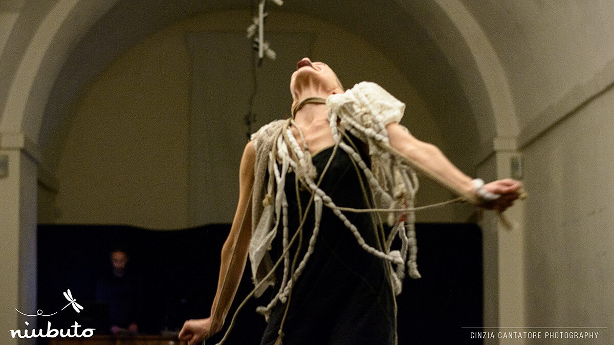 From the Shadows, Miniatures Butoh Festival, Ruvo , Italy