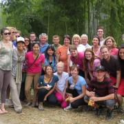 Piura Peru Vision Expedition members