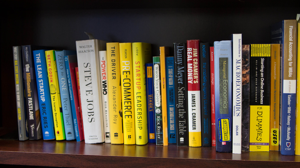business books and solar books