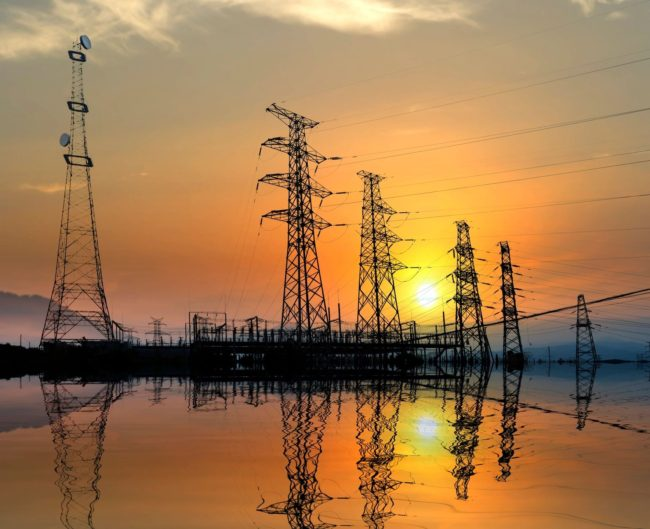 Utility attack on solar power