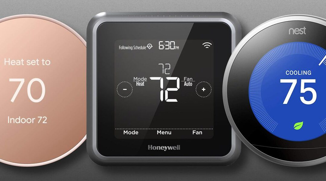 smart thermostat | Dallas Home Inspection