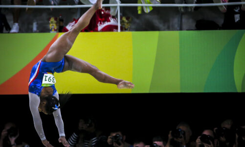 Why Simone Biles Did the Right Thing