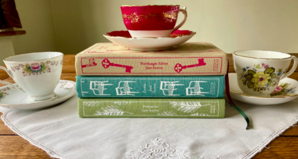 Exploring the Austenian World: My Top 3 Favourite Jane Austen Novels' (So Far!)