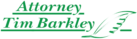 Barkley Law, Attorney Tim Barkley