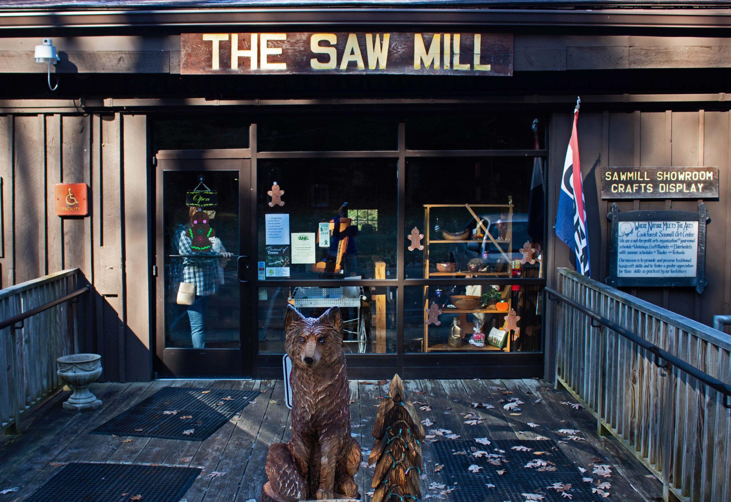 Sawmill Craft Market