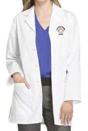 Women's White Labcoat