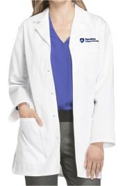 Women's White Labcoat