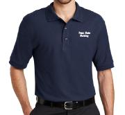 Men's Navy Polo