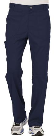 Men's Navy Scrub Pant