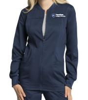 Women's Navy Warm-Up