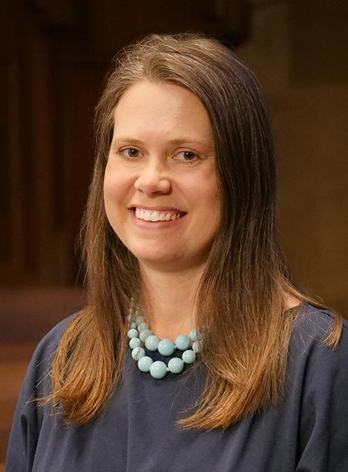 Rev. Molly Vetter
