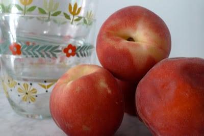 Peaches 'n Cream…I mean Buttermilk