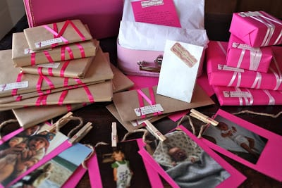 Baby Shower in a Box