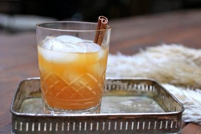Thanksgiving Cocktail: A Harvest Margarita