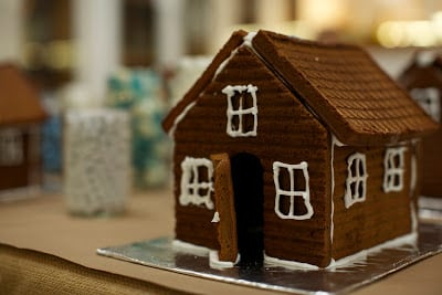 Gingerbread House Class: aka Heaven